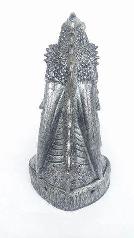 Incensário cabeça prata - Foto 3