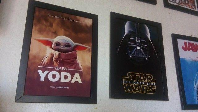 Quadros Star Wars  - Foto 6