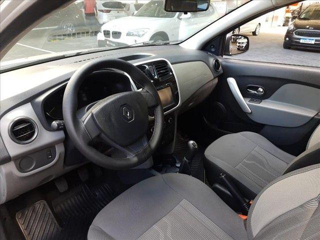 Renault Logan 1.0 12v Sce Expression - Foto 7