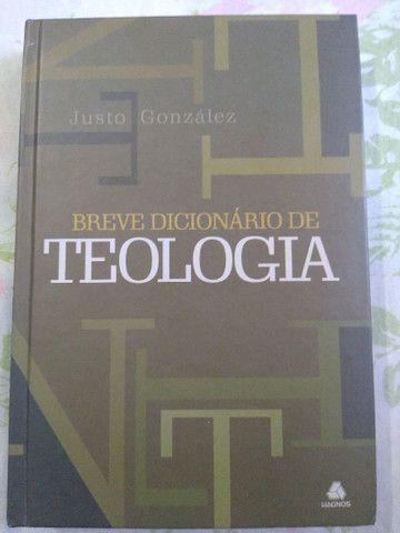 Breve Dicionário Teologia