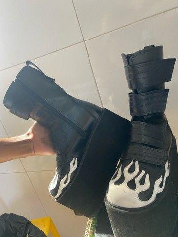 Sapato Vilela boots - Foto 2
