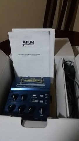 Pedal Akai Professional E2 Headrush Delay/looper - Foto 5