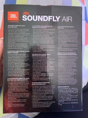 JBL sound fly original novo  - Foto 3