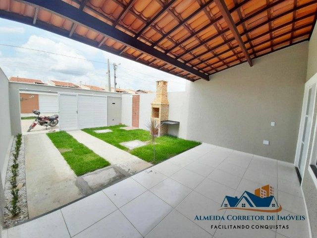 Casa Nova com 2 suítes, financiada pela Caixa Econômica  - Foto 2