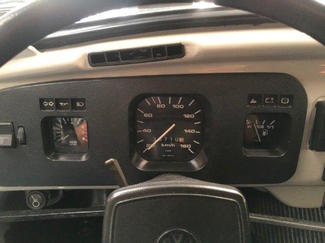 VW Fusca 1600 - Placa Preta - Colecionador - Foto 12