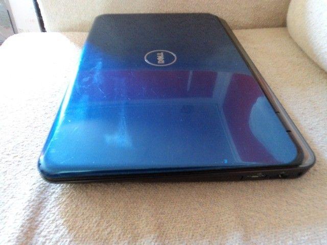 notebook Dell tela de 15 de 4gb hd-320 core i3 2.53ghz vel de i7  R$1.300 tr 9- * - Foto 4