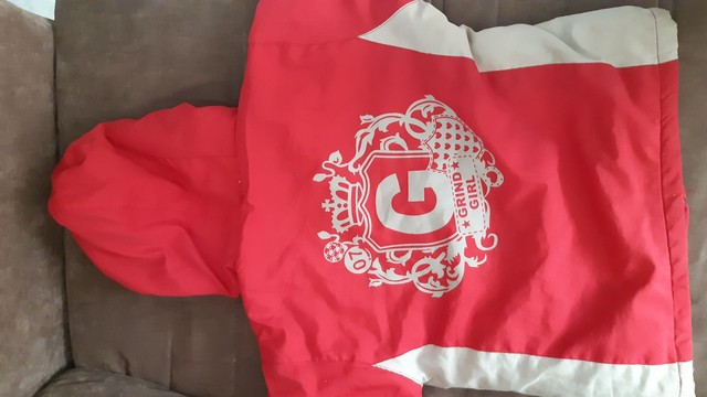 Casaco rosa tamanho 6 - Foto 3