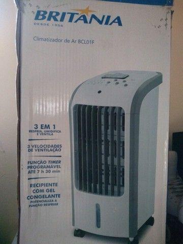 Climatizador de ar Britânia - Foto 3