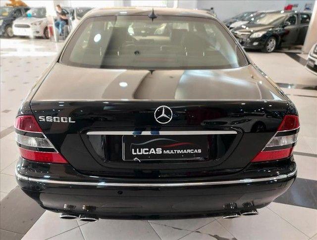 Mercedes-benz s 500 l 5.0 32v v8 - Foto 6