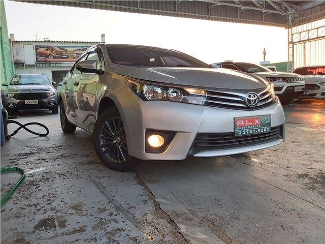 Toyota Corolla 2017 2.0 xei 16v flex 4p automático - Foto 3