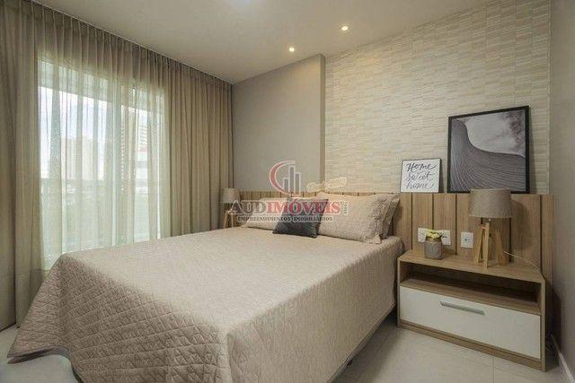 Apartamento para venda possui 90 metros quadrados com 3 quartos em Guararapes - Fortaleza  - Foto 5