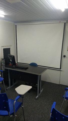 Sala (vc fica com as chaves) no Centro com internet e ar condicionado - Foto 8