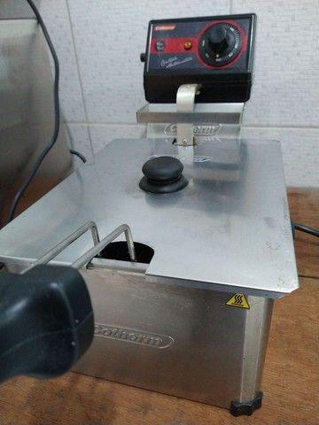 Fritadeira eletrica profissional cotherm - Foto 3