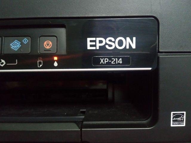 Impressora Epson XP-214 - Foto 5