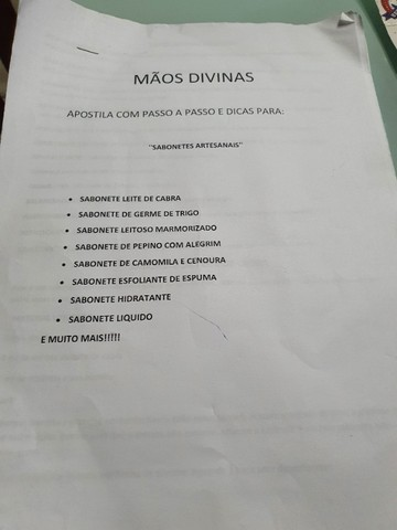 Moldes Sabonetes Artesanais - Foto 5