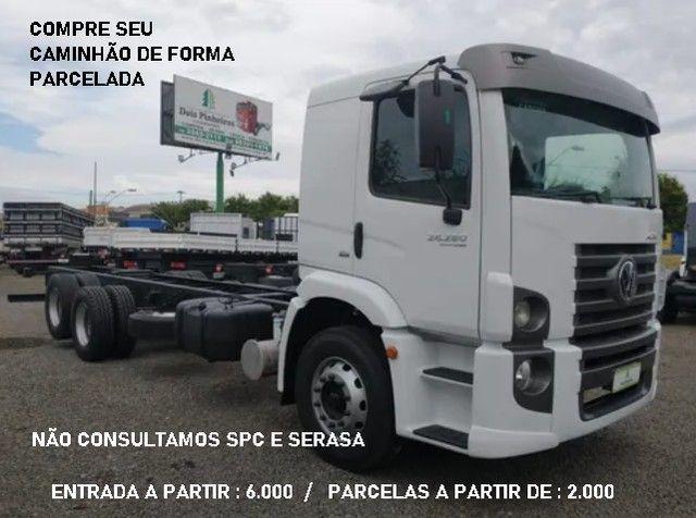 Caminhão Báu Parcelado  - Foto 11