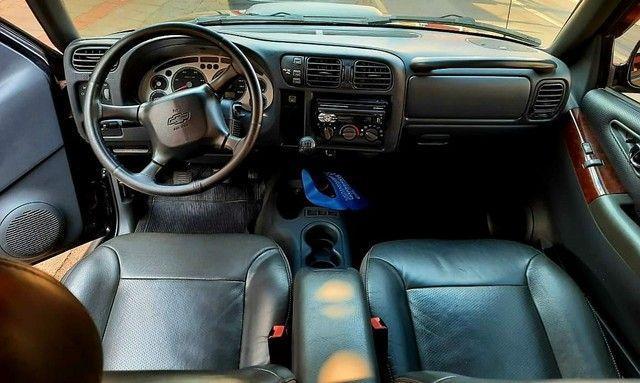 S10 diesel 4x4 completa executiva está conservação muito boa