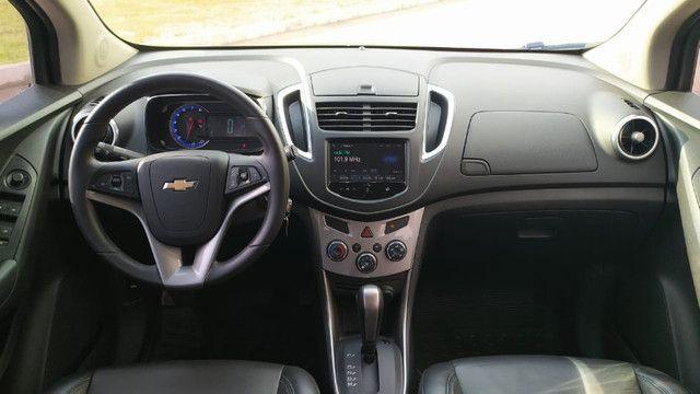 Oportunidade! Chevrolet Tracker 1.8 LTZ. Aut. 2014 - Foto 10