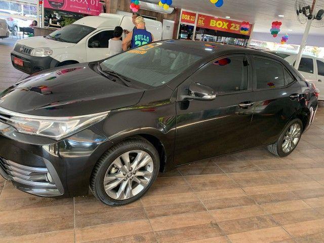 Vendo Corolla XEI 2.0 2019 (Completo) Entrada 30.000 + 48x 1.970,00  - Foto 2