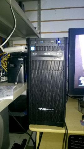 Pc game I5-7600K 16gb memoria ssd 120gb Gigabyte Radeon R9 390 Gamming G1 8gb