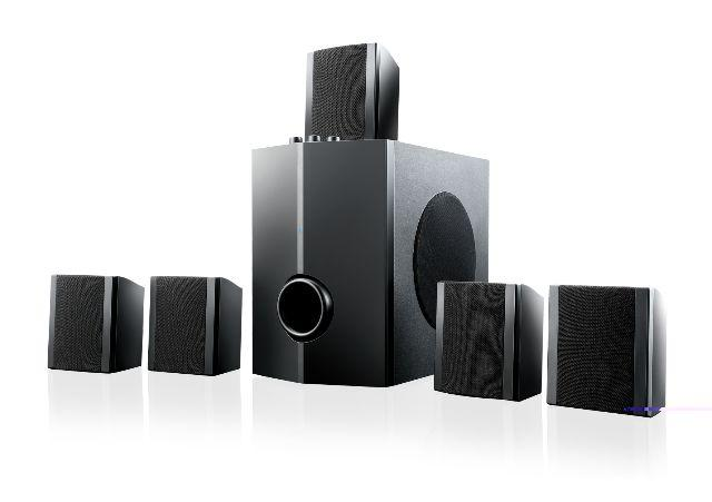 Home theater 5.1 40w SP087 multilaser