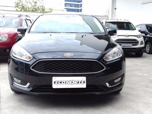 Ford Focus 2.0 Flex 4p Aut Preto - 2232