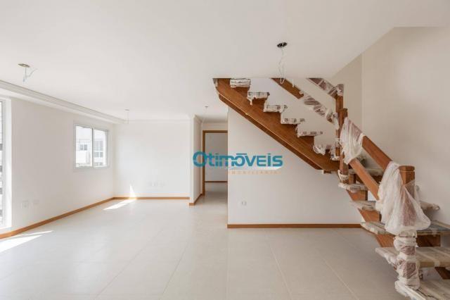 Cobertura com 3 dormitórios à venda, 101 m² - ecoville - curitiba/pr - Foto 4