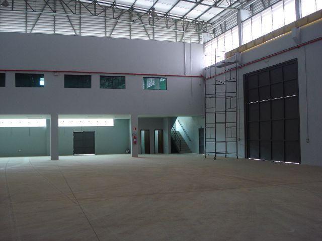 Galpão Altíssimo Padrão Centro Industrial de Guarulhos - Foto 8