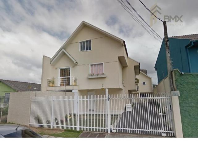 Sobrado residencial à venda, Santa Felicidade, Curitiba.