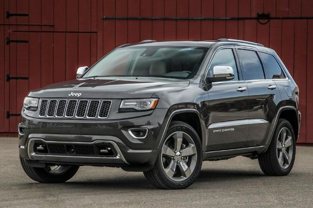 Elegant Jeep Grand Cherokee Limited 3.6 4x4 0km