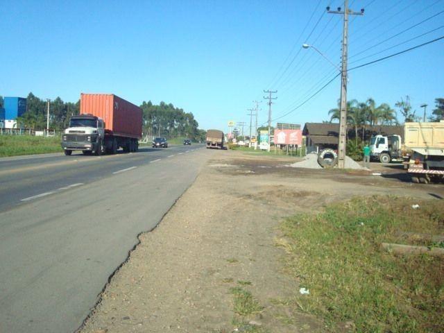 Área industrial de frente para a BR280 com 15000m² - Foto 8
