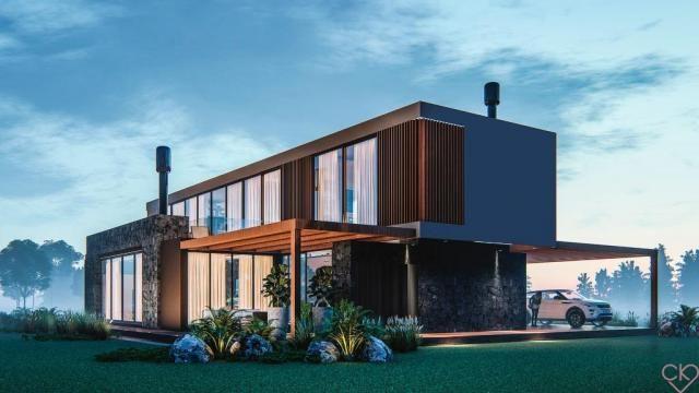Casa residencial à venda, alphaville, gramado. - Foto 4