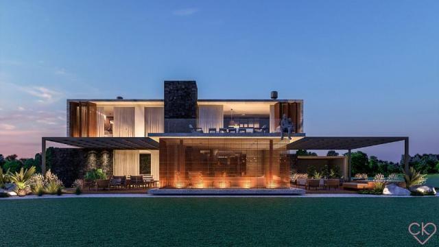 Casa com 5 dormitórios à venda, 1023 m² por r$ 13.544.000,00 - alphaville - gramado/rs - Foto 18