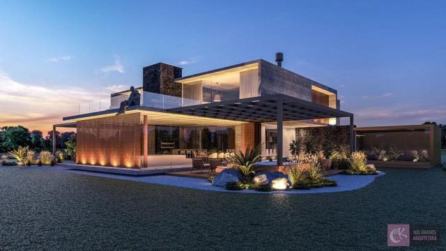 Casa com 5 dormitórios à venda, 1023 m² por r$ 13.544.000,00 - alphaville - gramado/rs - Foto 11