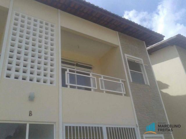 Apartamento residencial à venda, Guajiru, Caucaia.