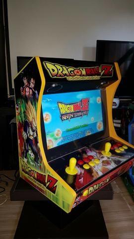 Fliperama Arcade Multijogos Sensor Óptico 0 Delay Todos os Jogos Clássicos - Foto 3