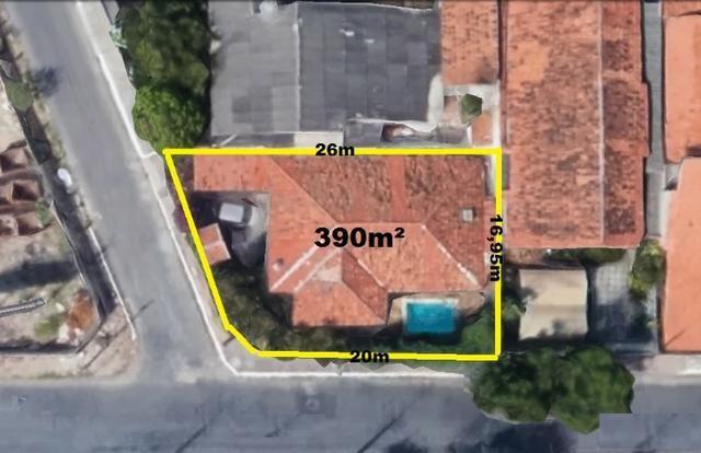 Casa plana na varjota, 3 suítes, esquina, 4 vagas de garagem, Piscina, próx Via expressa - Foto 11