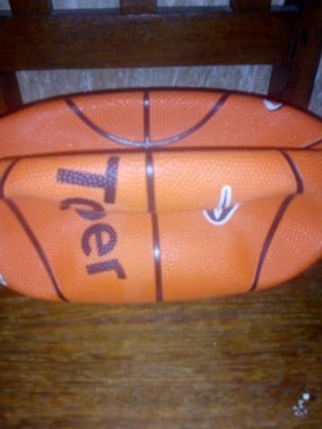 5387464d80ecd Bola de basquete topper - Esportes e ginástica - Cidade Nova
