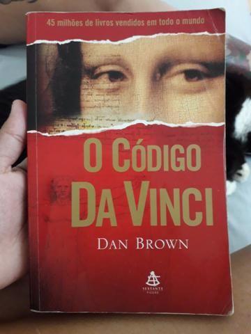 Livro, O Código da Vinci, Dan Brown, drama policial