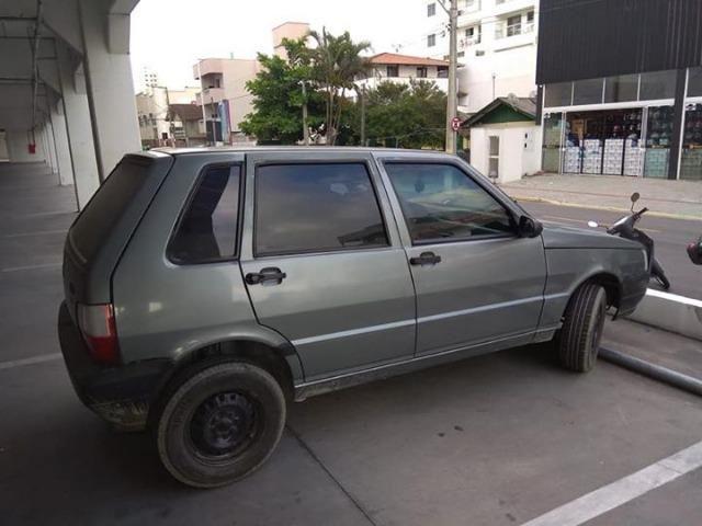 Fiat Uno 2006 cinza
