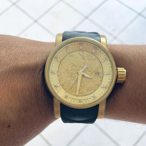 5a225394de5 Relógio Invicta Yakuza S1 original - Bijouterias