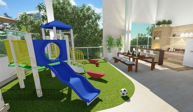 Apartamento à venda com 3 dormitórios em Barro vermelho, Vitória cod:3840 - Foto 2