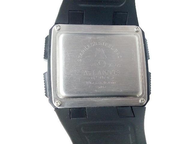 9641b0e7665 Relógio Atlantis Digital A7472