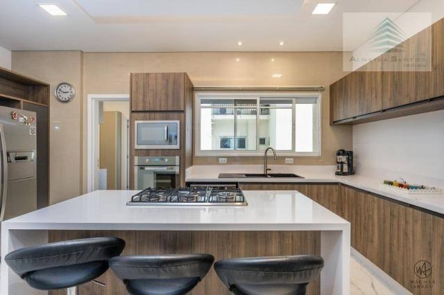 Apartamento à venda, 185 m² por r$ 1.549.000,00 - campo comprido - curitiba/pr - Foto 12
