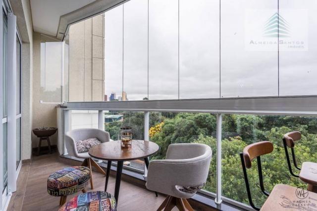 Apartamento à venda, 185 m² por r$ 1.549.000,00 - campo comprido - curitiba/pr - Foto 16