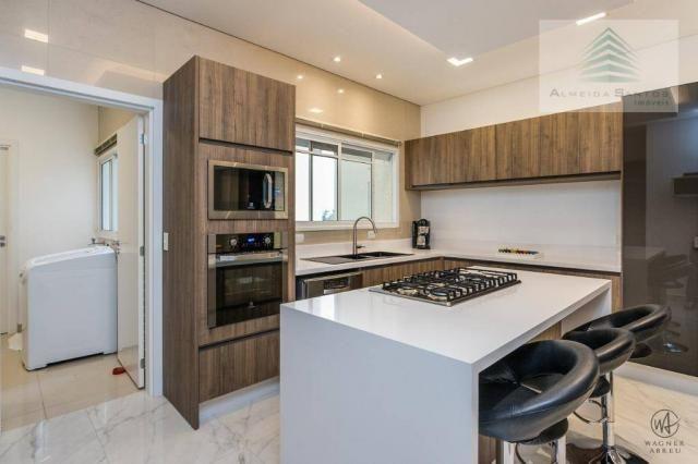 Apartamento à venda, 185 m² por r$ 1.549.000,00 - campo comprido - curitiba/pr - Foto 13