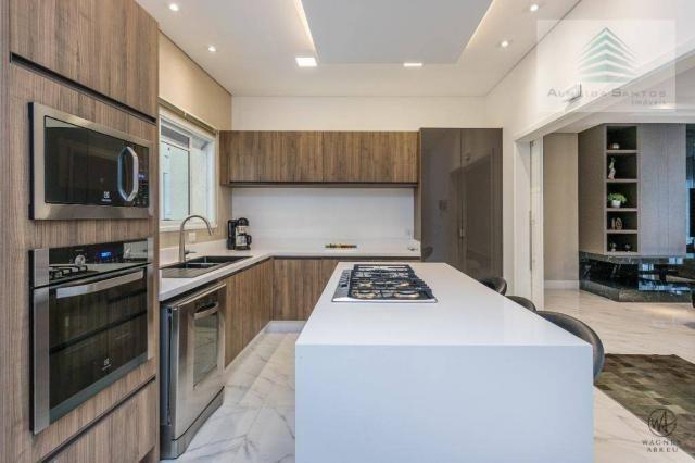 Apartamento à venda, 185 m² por r$ 1.549.000,00 - campo comprido - curitiba/pr - Foto 14