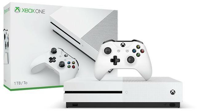 Xbox One S 1TB Novos Lacrados !!! cartão até 12X * O Melhor preço é Aqui !!!