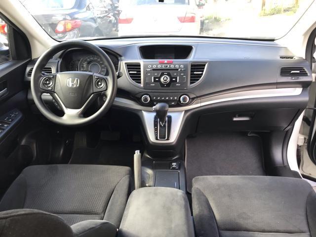 Honda CRV LX 2.0 2WD Flexone 2013 Automática - Foto 7