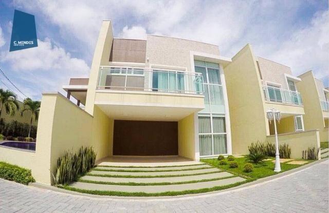 Casa à venda, 205 m² ou 213 m², 3 ou 4 Suítes, 3 vagas, Sapiranga, Fortaleza. - Foto 2